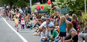 Celebrate Woodinville Parade 2