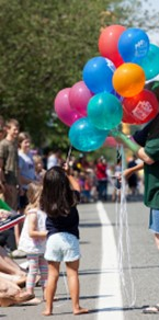 Celebrate Woodinville Parade