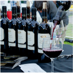 Celebrate Woodinville Wine pour
